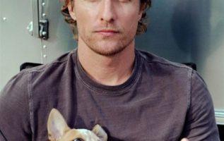 Matthew McConaughey....