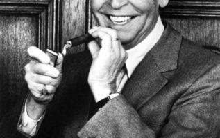 Milton Berle (July 12, 1908 - March 27, 2002)....