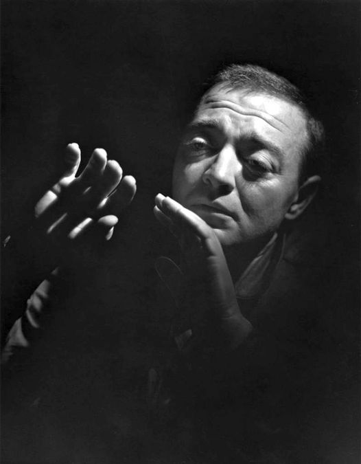 Peter Lorre photographed by Yousuf Karsh.... 1