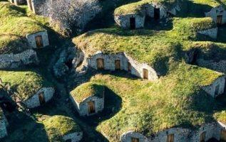 Pietragalla, αρχαίο χωριό της Ιταλίας...