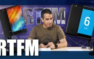 RTFM#15 - MAZE Alpha & Vernee Mars Pro: Kινητά για μεγάλες παλάμες