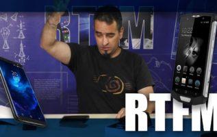 RTFM#16 - Κινητό για... σκληρή χρήση - Blackview BV8000 Pro & S8