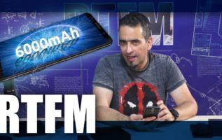 RTFM#17 - Cubot Power με μπαταρία 6000mAh
