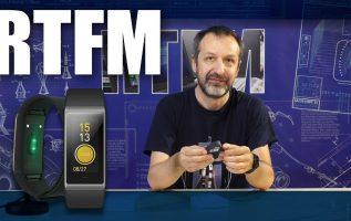 RTFM#21 -  Xiaomi AMAZFIT Cor Smartband