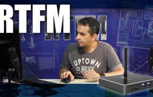 RTFM#23 -  Μικρό αλλά δυνατό! Beelink AP34 Pro MiNi PC