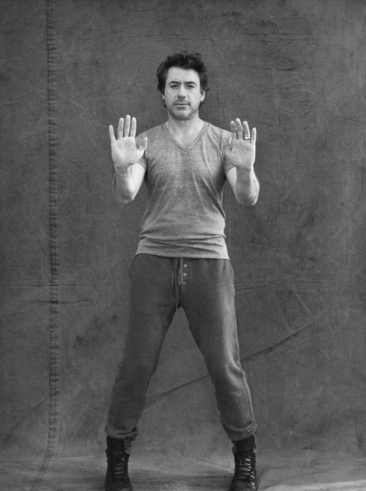 Robert Downey Jr. photographed by Mark Seliger... 1