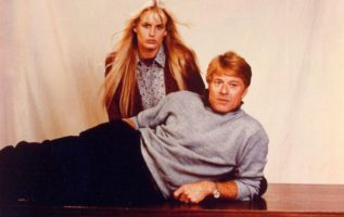 Robert Redford and Daryl Hannah. Legal Eagles (1986)....