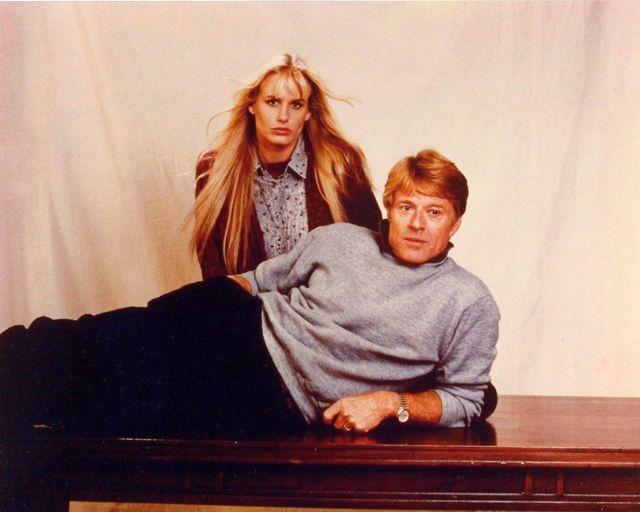 Robert Redford and Daryl Hannah. Legal Eagles (1986).... 1