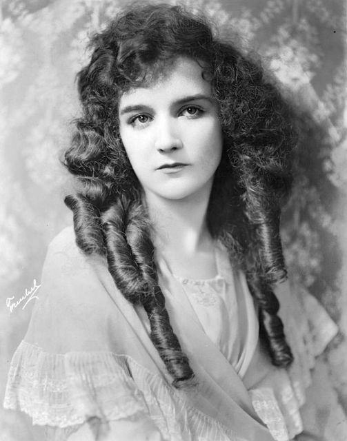 Silent Film Star Mary Philbin (July 16, 1902 - May 7, 1993).... 1