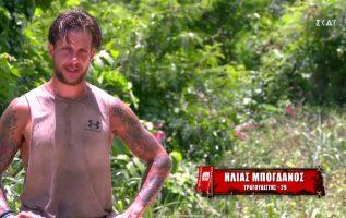 Survivor 2021   Ηλίας: Από τα τελευταία γεγονότα δεν υπάρχουν για μένα James και Νίκος