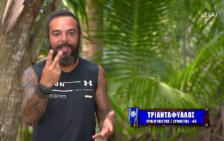 Survivor 2021 | Τριαντάφυλλος: Το φυσάει και δεν κρυώνει ο Ασημακόπουλος | 17/05/2021