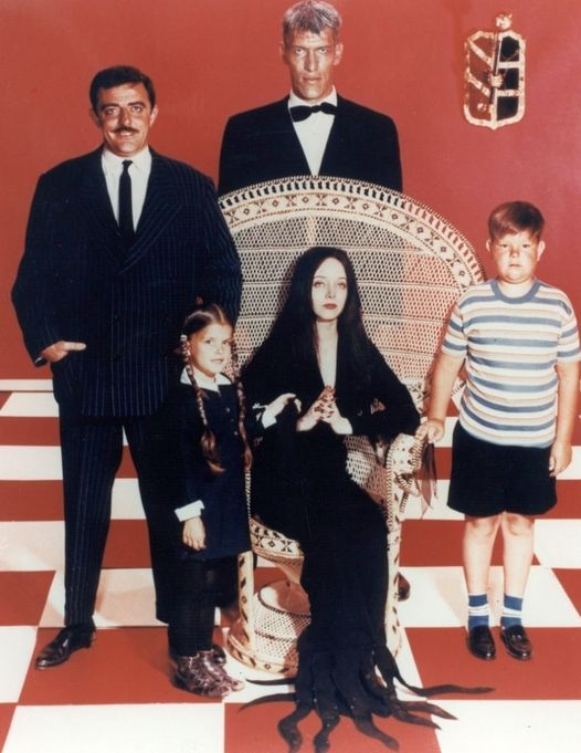 The Addams Family.... 1