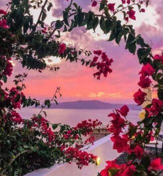 Ακόμη και αν η ζωή σου,μοιάζει με έρημο... μέσα σου θα ανθίζει πάντα ένα λουλούδ...