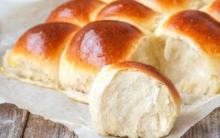 Η μόνη συνταγή για ψωμί που χρειάζεσαι -Για ψωμάκια σκέτο αφρό, γίνονται πανεύκο...