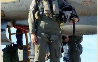 Οταν η Ελληνική Πολεμική Αεροπορία ανακοίνωσε το σχέδιο για να φιλοξενήσει την π...