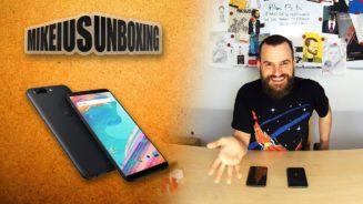Συγκριτική δοκιμή OnePlus 5T VS OnePlus 5 - Mikeius Unboxing