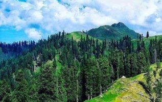 Ganga choti Bagh Kashmir...
