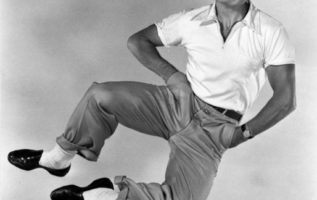 Gene Kelly (August 23, 1912 - February 2, 1996)....
