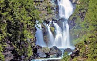 Gran Paradiso National Park,Aosta Valley Italy...