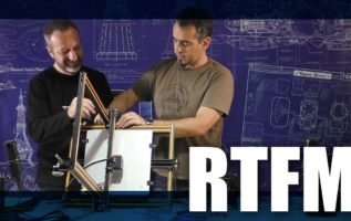 RTFM #04 - Creality3D CR-10 3D Desktop DIY Printer