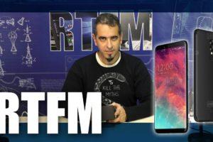 RTFM#06 - Umidigi S2 (κινητό τηλέφωνο)