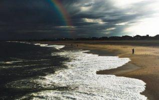 Thunder rainbow...