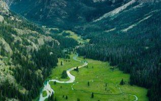 Wind River Range, Wyoming   dannytrz...