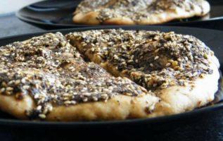 Zaatar => Το Zaatar είναι ένα νόστιμο μίγμα από μπαχαρικά το οποίο είναι πολύ θρ...