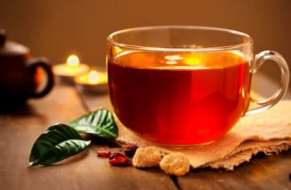 Κουρκουμάς με πράσινο τσάι...