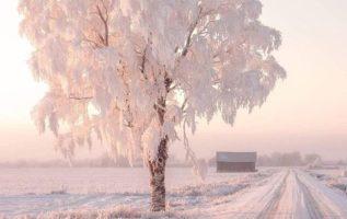 Χειμώνας στη Φινλανδία....