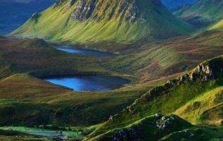 Beautiful nature Scotland...