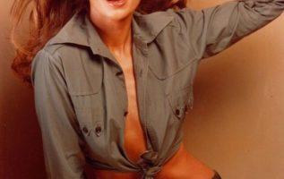 Barbara Bach....