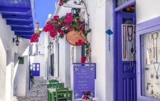 Beautiful Plaka, Milos island  !!...
