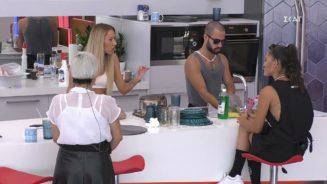 Big Brother | Η Μαίρη συγχαίρει την Σαμάνθα για την απόφαση της  | 16/09/2021