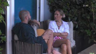 "Big Brother | Ισίδωρος και Μαίρη συζητουν για τον χαρακτηρισμό ""σουργελα"" που είπε ο Κωστής"