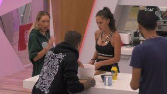 Big Brother | Μαίρη: Διαφωνώ με τους χαρακτηρισμούς του Κωστή και της Σοφίας | 16/09/2021