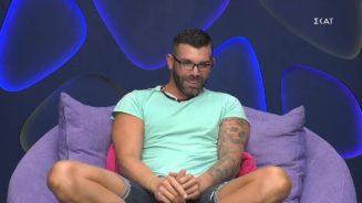 Big Brother | Νικόλας για Σοφία: Δεν κάνει τίποτα τυχαία, ξέρει πολύ καλά τι κάνει | 16/09/2021