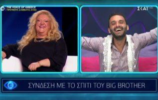 Big Brother | Ο Κωστής μιλά με την μητέρα του | 17/09/2021