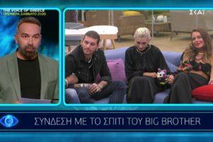 Big Brother | Ποιος αποχωρεί, οι αντιδράσεις των παικτών | 17/09/2021