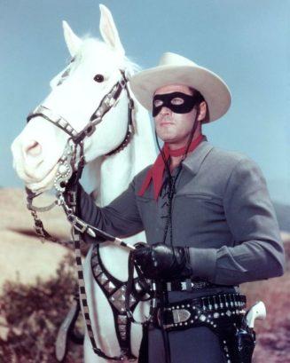 Clayton Moore (September 14, 1914 - December 28, 1999). The Lone Ranger....