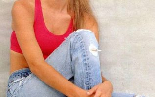 Happy Birthday to Model and Actress Bridgette Wilson who turns 48 today!...