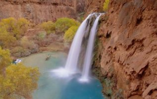 Havasu Falls, Arizona...