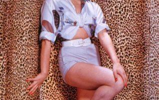 Joan Collins....