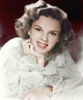 Judy Garland....