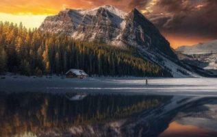 Lake Louise, Alberta, Canada  @kaiyhun [ IG]...