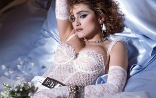 Madonna photographed by Steven Meisel....