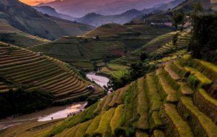 Mù Cang Chải, Vietnam...