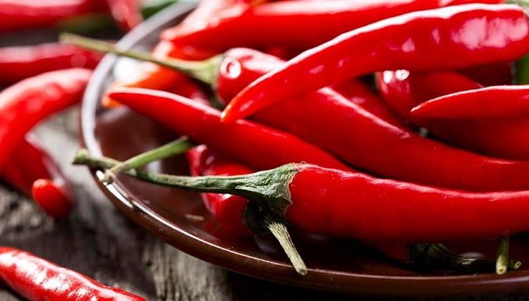 Γνωρίζετε ότι, η καψακαίνη της καυτερής πιπεριάς πέρα από τις άλλες ιδιοόητές τη... 1