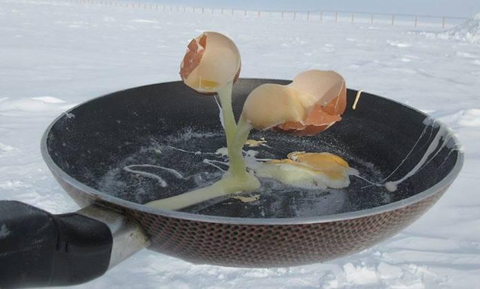 Γνωρίζετε ότι, στο σταθμό Κονκόρντια της Ανταρκτικής τα φαγητά… αντιστέκονται στ... 1