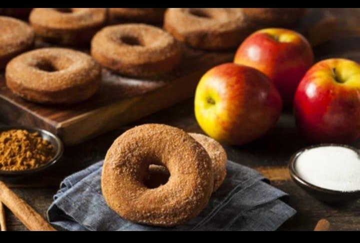 Λουκουμάδες μήλου!... 1